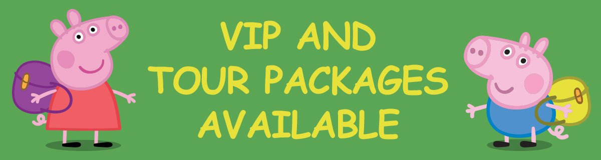 VIP and tour packages available