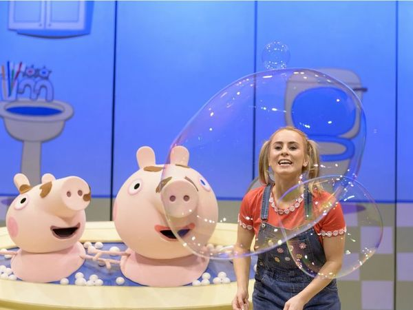 Peppa Pig still full of surprises for preschoolers and families