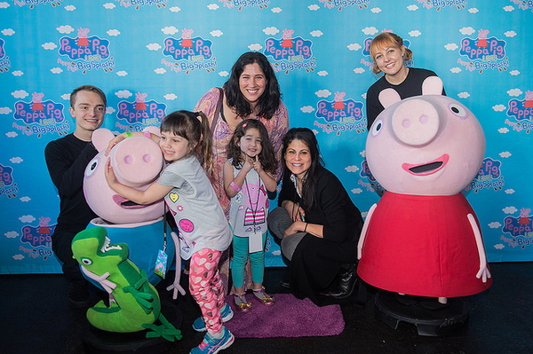 Peppa pig live surprise official site 2018 fall tour with the exclusive peppa pig party pass featuring exclusive access to the peppa pig party after the show a meet greet m4hsunfo