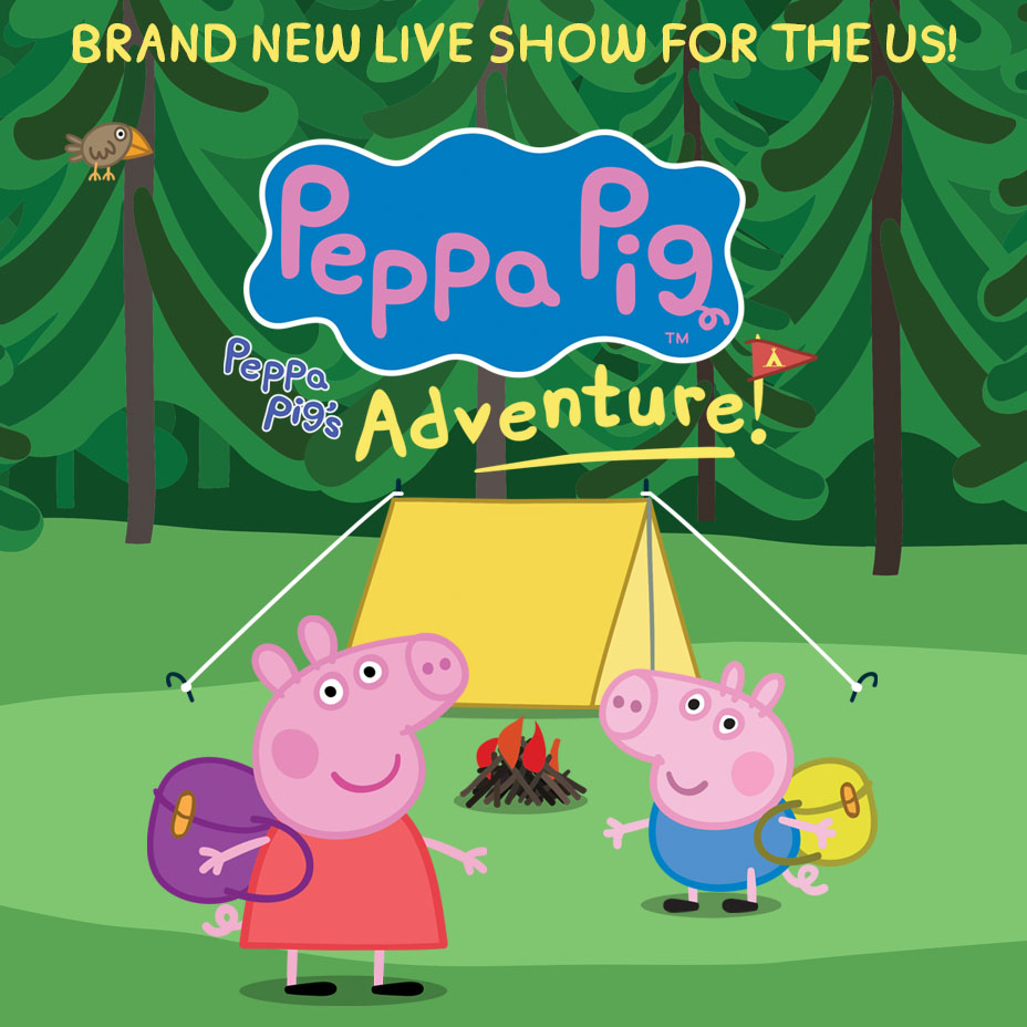 Peppa Pig S Adventure Official Site