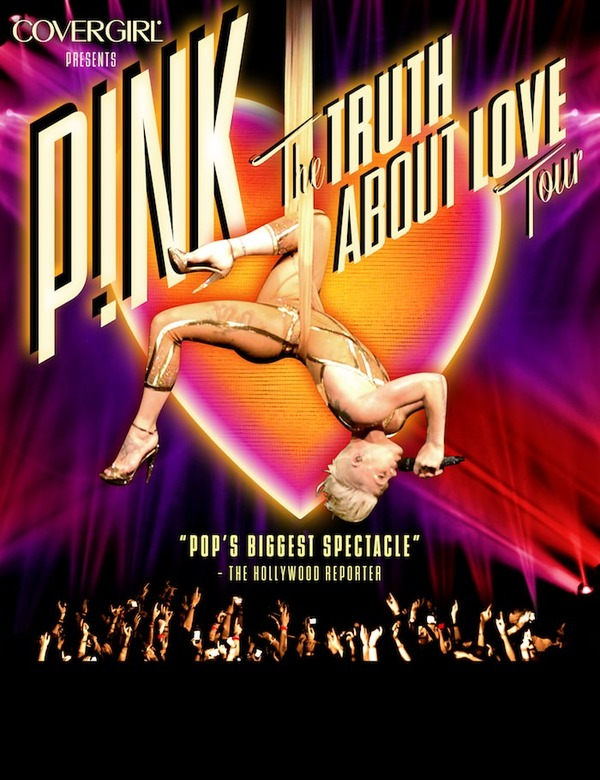 P!NK EXTENDS SOLD OUT TTAL TOUR!