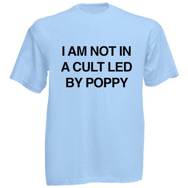 I AM NOT IN A CULT T-SHIRT