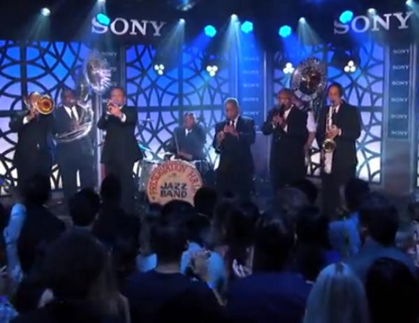 Jimmy Kimmel band
