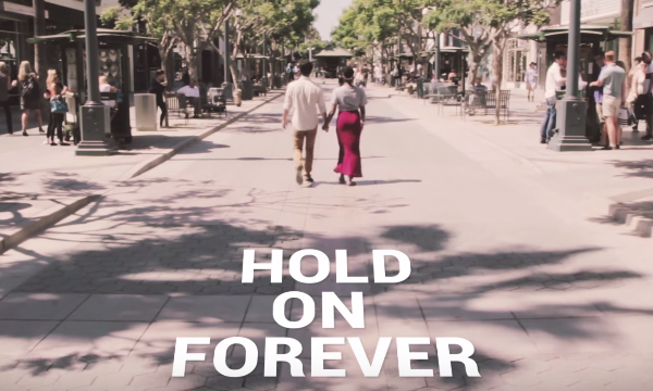 'Hold On Forever' Lyric Video
