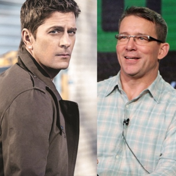Rob Thomas is Teaming Up With iZombie's Rob Thomas