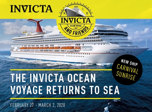 Invicta 2020 Cruise
