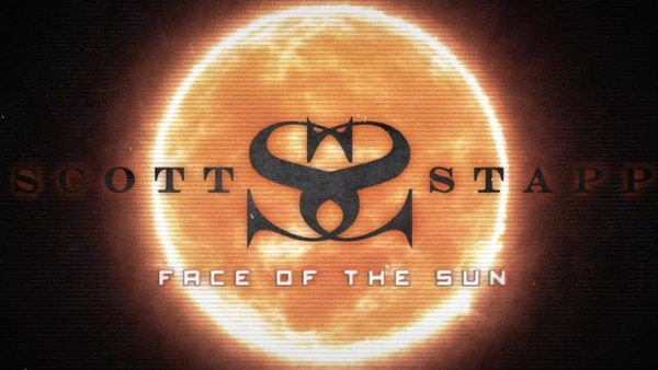 SCOTT STAPP - Face of the Sun (Visualizer Video)