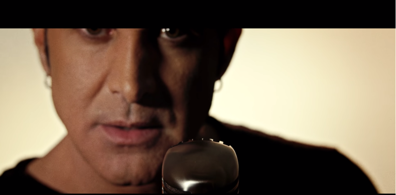 Scott Stapp Condemns Child Abuse in 'Purpose for Pain' Video