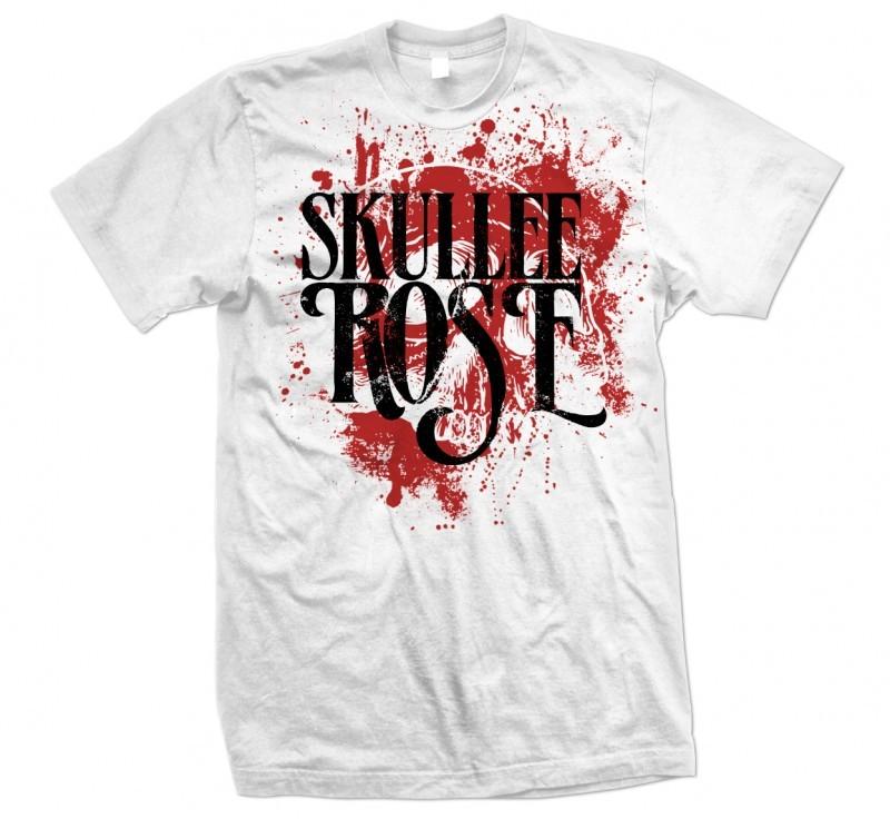 White Skull Shirt
