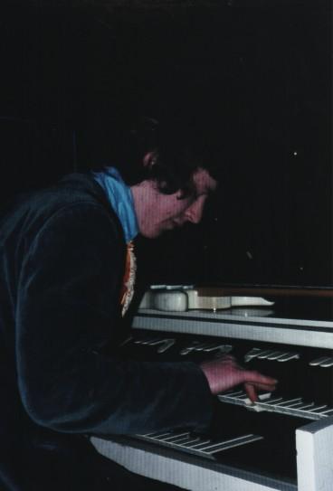 Steve Winwood in Munich, Circa 1963