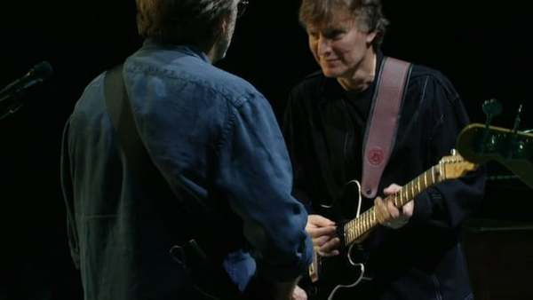 "Steve Winwood and Eric Clapton - ""Can't Find My Way Home"" - Live at Madison Square Garden, 2008"