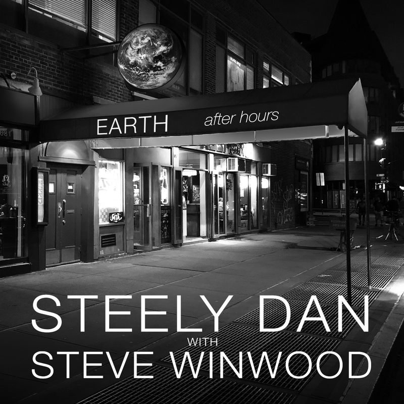 Steely Dan + Steve Winwood 2020 Tour!