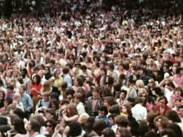 "Blind Faith - ""Sea Of Joy"" - Live at Hyde Park, London, June 7th, 1969"