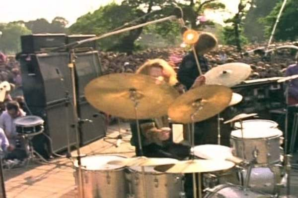 "Blind Faith - ""Had To Cry Today"" - Live at Hyde Park, London, June 7th, 1969"