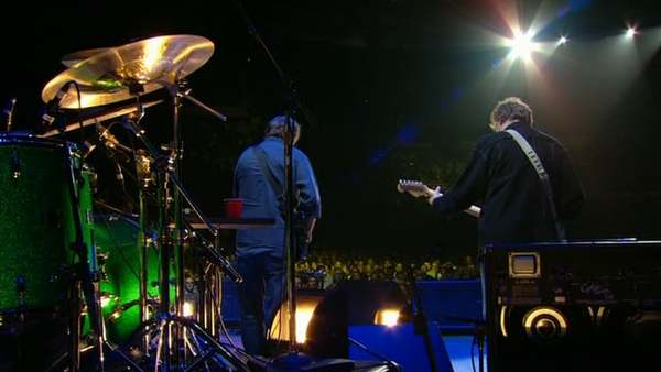 "Steve Winwood and Eric Clapton - ""Dear Mr. Fantasy"" - Live at Madison Square Garden, 2008"