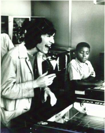 Steve Winwood, circa 1974