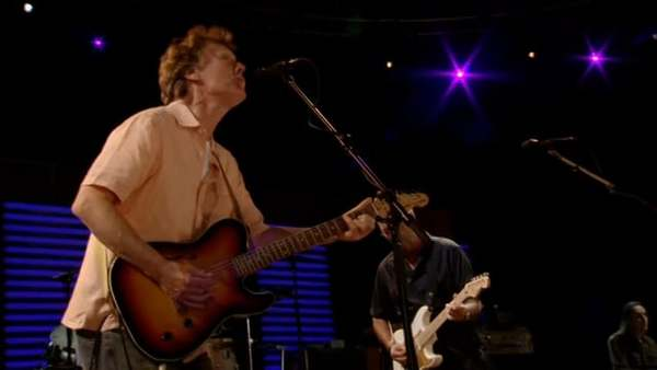 "Steve Winwood and Eric Clapton - ""Can't Find My Way Home"" - Live at The Crossroads Guitar Festival, 2007"