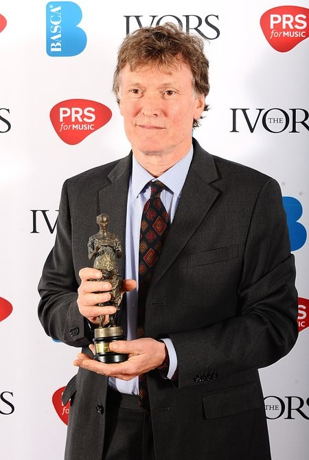 Ivor Novello win for Steve Winwood