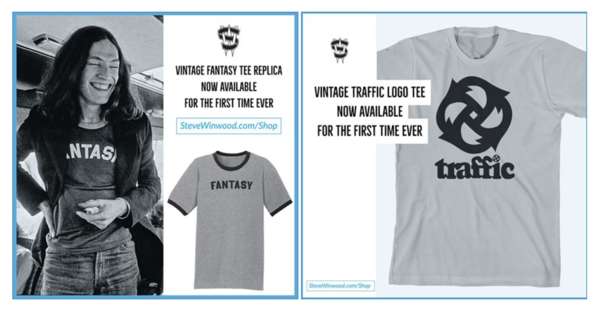 50th Anniversary Fantasy Merch
