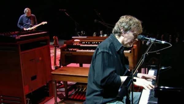 "Steve Winwood and Eric Clapton - ""Glad"" - Live at Madison Square Garden, 2008"
