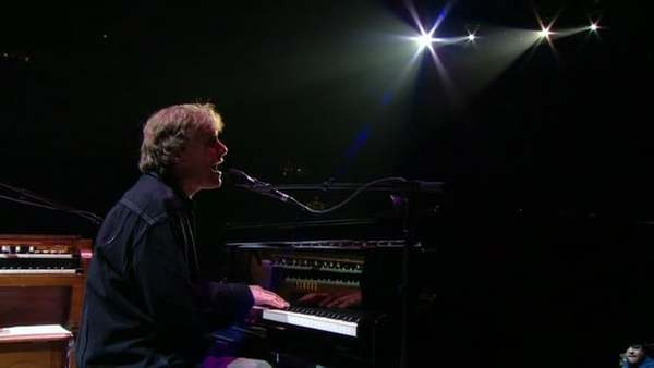 "Steve Winwood and Eric Clapton - ""Well All Right"" - Live at Madison Square Garden, 2008"
