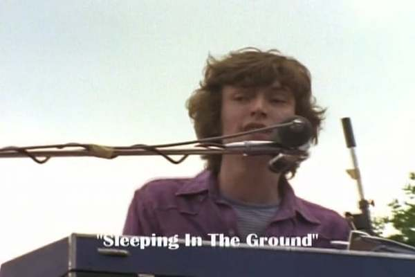 "Blind Faith - ""Sleeping In The Ground"" - Live at Hyde Park, London, June 7th, 1969"