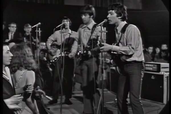 "The Spencer Davis Group - ""Please Do Something"", Live on 'Beat Beat Beat' Germany, July, 1966"