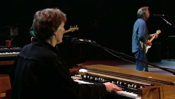 "Steve Winwood and Eric Clapton - ""Little Wing"" - Live at Madison Square Garden, 2008"