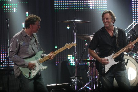 Fan Review of Winwood/Clapton Show