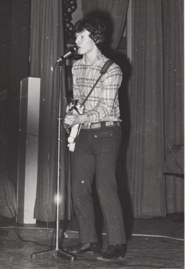 Steve Winwood Circa 1963