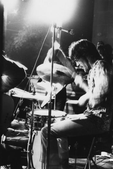 Jim Capaldi, circa 1972