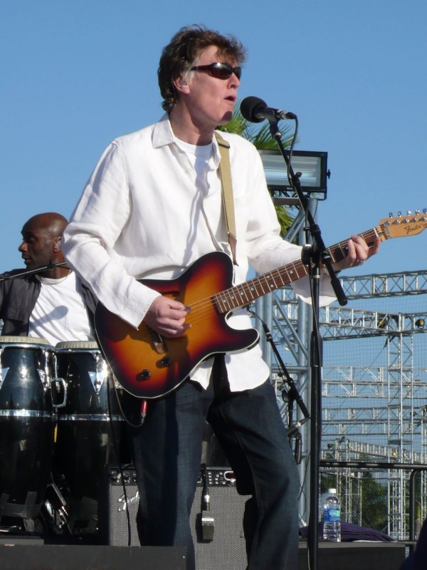 Steve Winwood @ The Super Bowl 2010