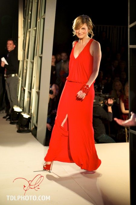 Red Dress Fashion Show - Photos by Tim Lundin