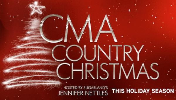 Cma Country Christmas.Sugarland News Jennifer Hosts 2012 Cma Country Christmas