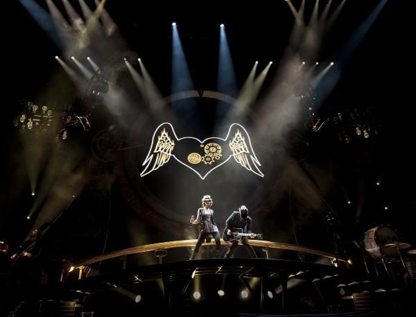 The 2011 Incredible Machine Tour