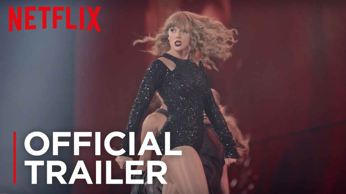 TAYLOR SWIFT REPUTATION STADIUM TOUR COMING TO NETFLIX ON NEW YEAR'S EVE