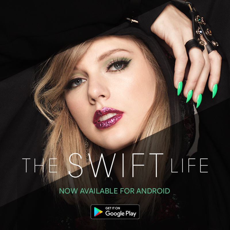 THE SWIFT LIFE APP NOW AVAILABLE FOR ANDROID