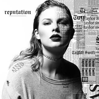 """reputation"" OUT NOW"