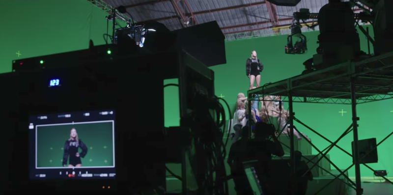 "GO BEHIND THE SCENES OF THE ""LOOK WHAT YOU MADE ME DO"" VIDEO"