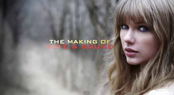 """Safe and Sound"" Behind-The-Scenes"