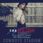 Taylor Swift Cowboys Stadium avatar