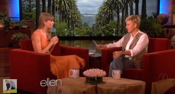 Ellen Appearances