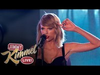 "Taylor Swift Performs ""Out of the Woods"""