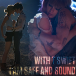 With T Swift I am Safe and Sound avatar