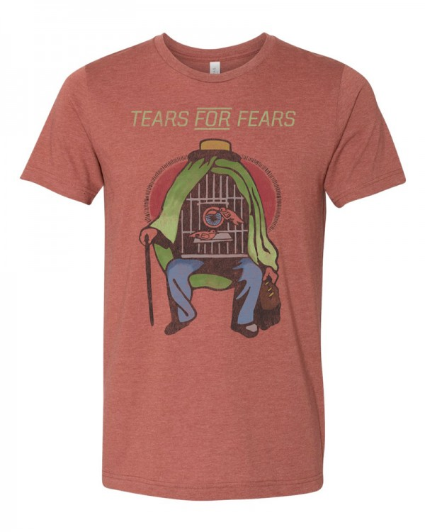 Tears for Fears Birdcage Tee