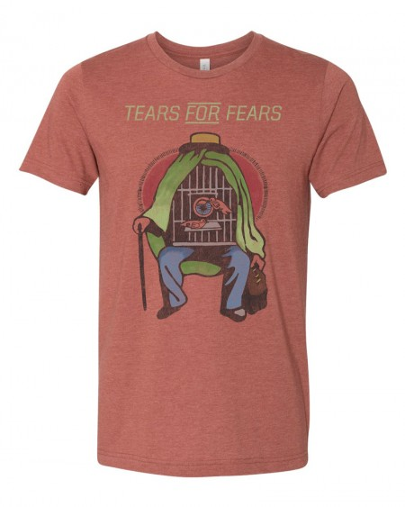 Tears for Fears Birdcage Tee image