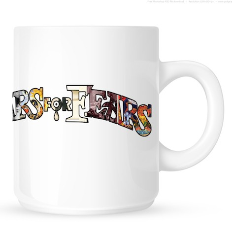 Tears for Fears Mug image