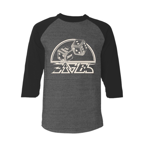 Eagles Las Vegas Baseball T-Shirt