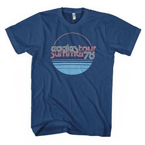 Eagles Tour Summer 78 Tee