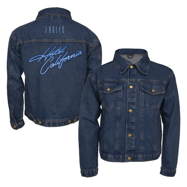 Hotel California Denim Jacket image